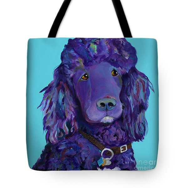 Leo Tote Bag by Pat Saunders-White