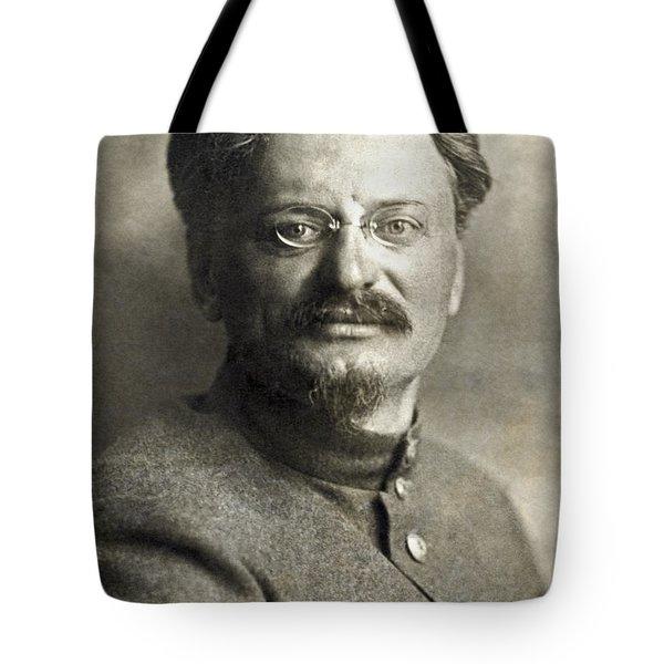Leon Trotsky Tote Bag