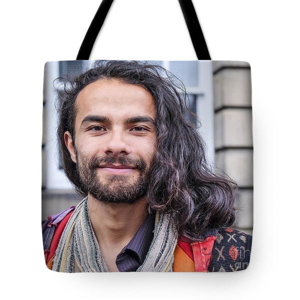 Leonardo - Edinburgh Tote Bag