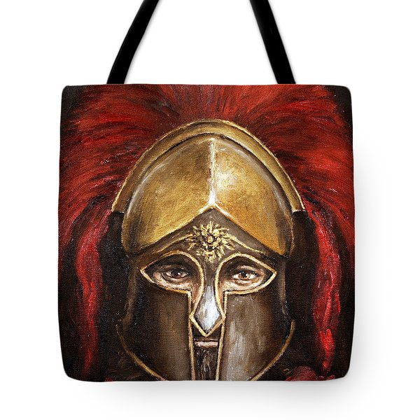 Leonidas Tote Bag by Arturas Slapsys