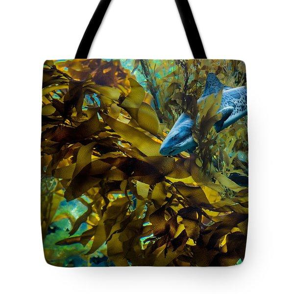 Leopard Shark Tote Bag