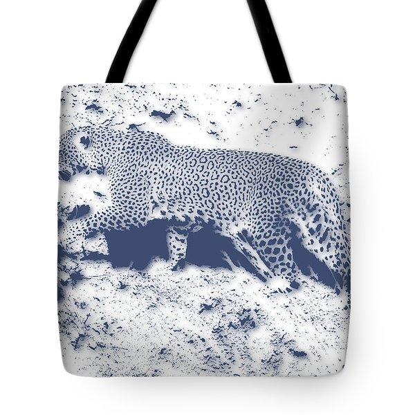 Leopard5 Tote Bag