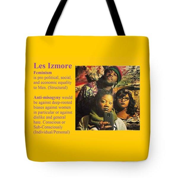 Les Izmore Feminism Tote Bag