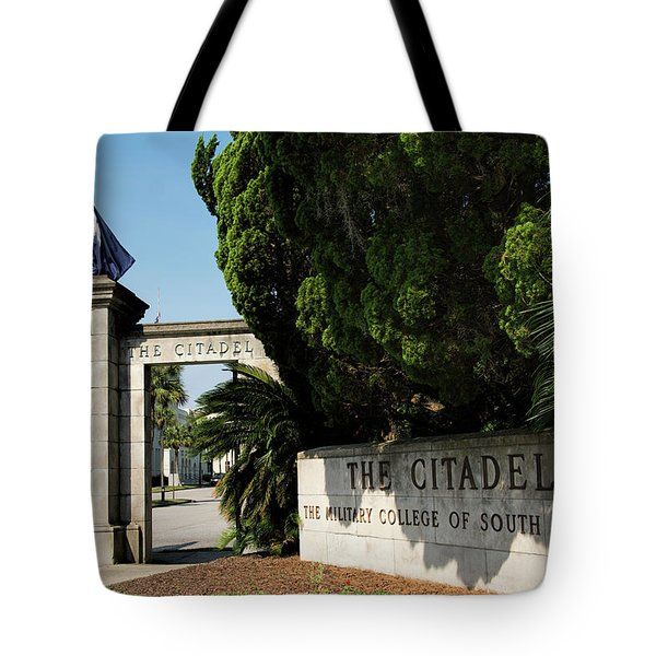 Lesesne Gate Tote Bag