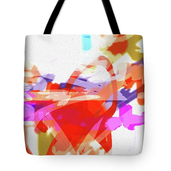 Less Form Tote Bag