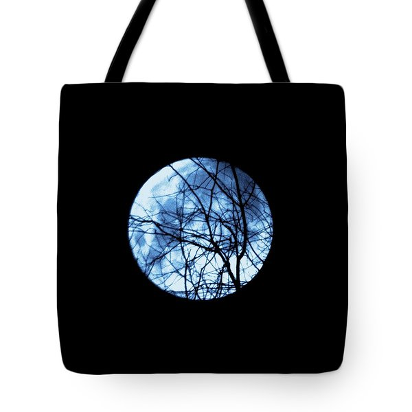 Lesser One Tote Bag