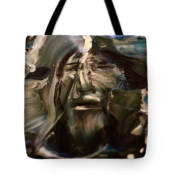 Let Go The Anchor Tote Bag by Kicking Bear Productions