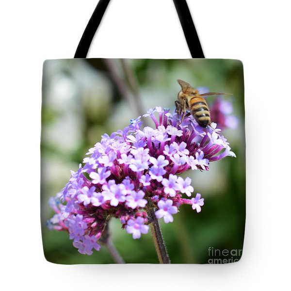 Let It Bee Tote Bag by Beatrice Cloake