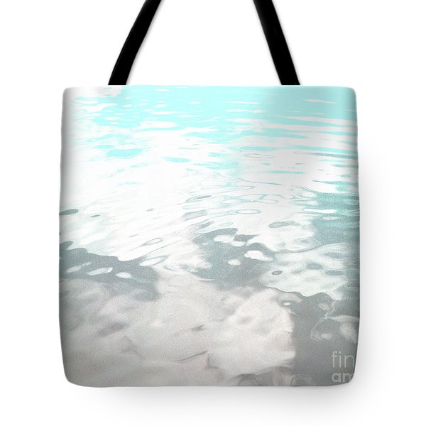 Tote Bag featuring the photograph Let It Flow by Rebecca Harman