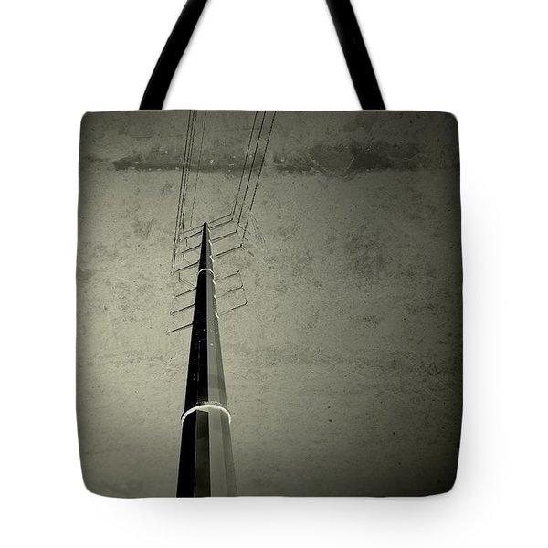 Let It Go Tote Bag