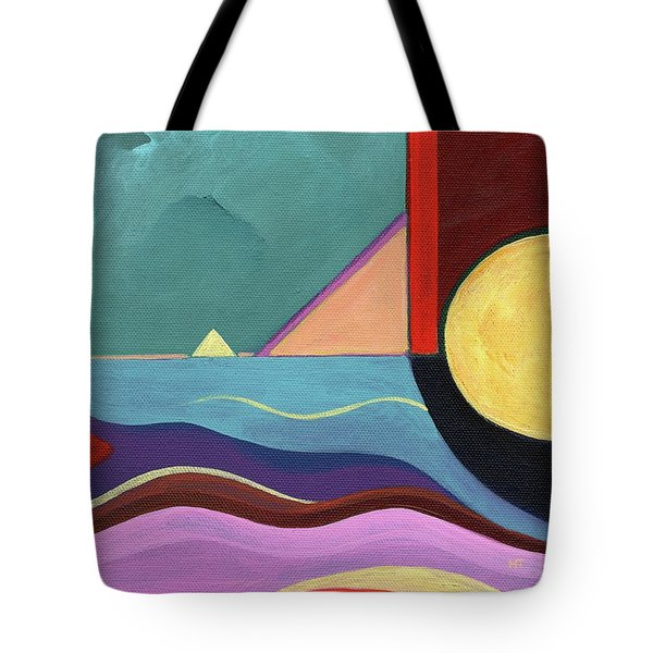 Let It Shine Tote Bag by Helena Tiainen