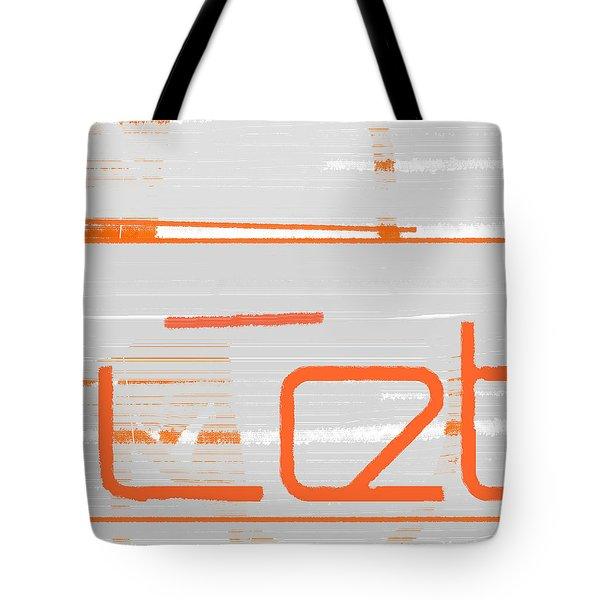 Let Tote Bag