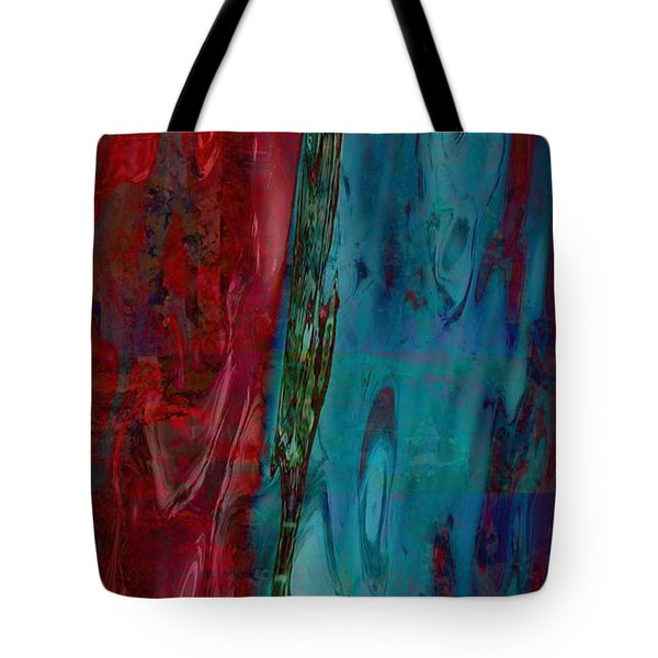 Let Somebody Else Rest By Southern Sea Tote Bag by Danica Radman