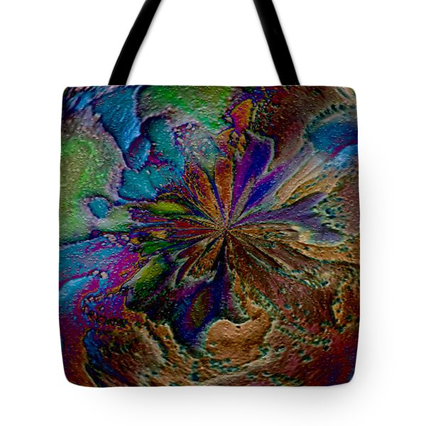 Let The Earth Bring Forth Tote Bag