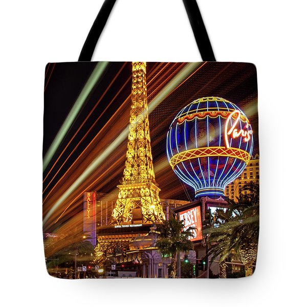 Let The Fun Begin Tote Bag