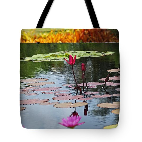 Tote Bag featuring the photograph Let The Music Lift You by Michiale Schneider