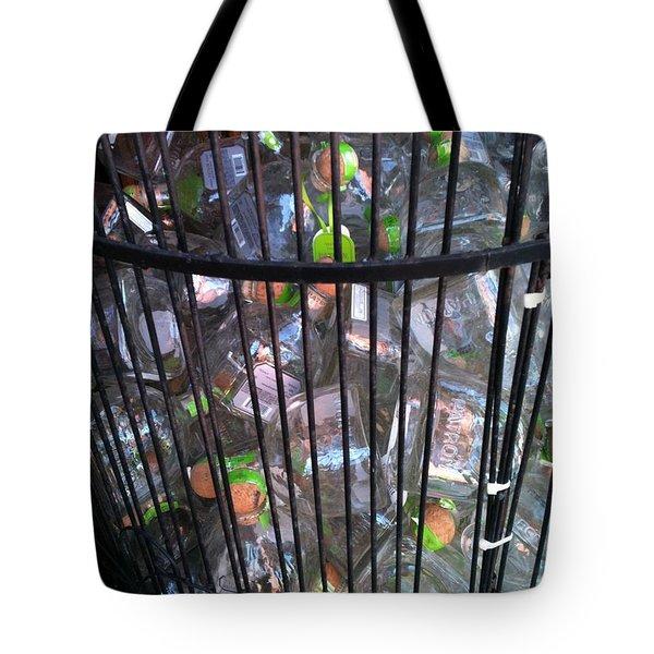 Let Them Loose Tote Bag
