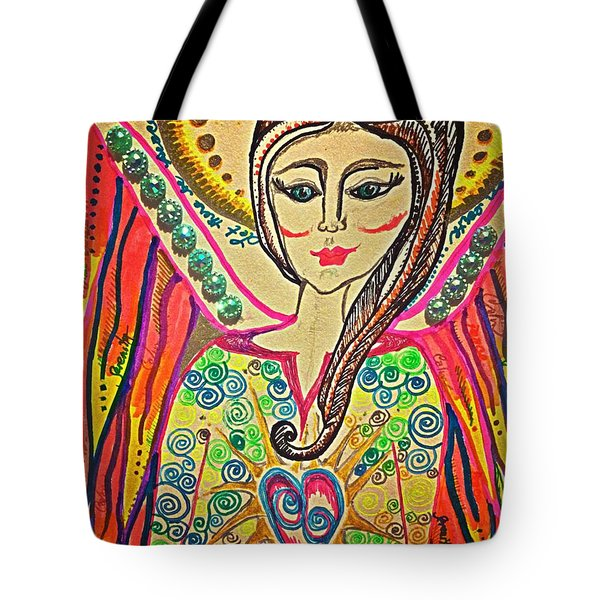 Let There Be Peace On Earth  Tote Bag