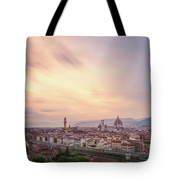 Let Your Glory Shine Tote Bag