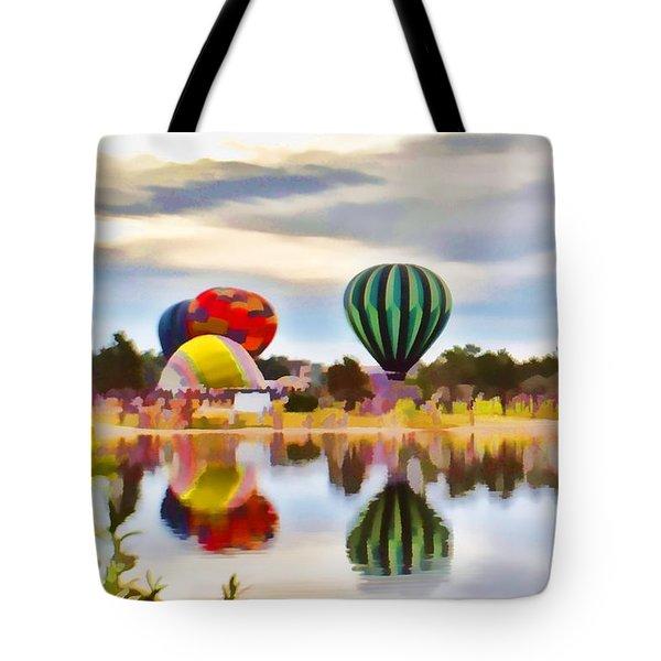 Let Your Heart Soar Tote Bag