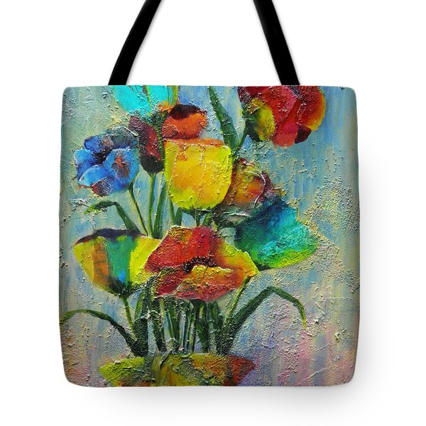 Let Your Individualism Stand Out Tote Bag by Terry Honstead