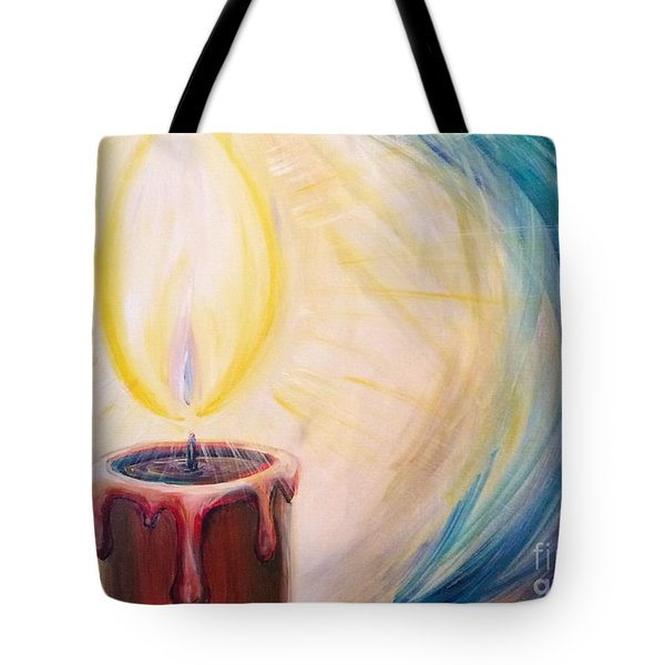 Let Your Light Shine Tote Bag