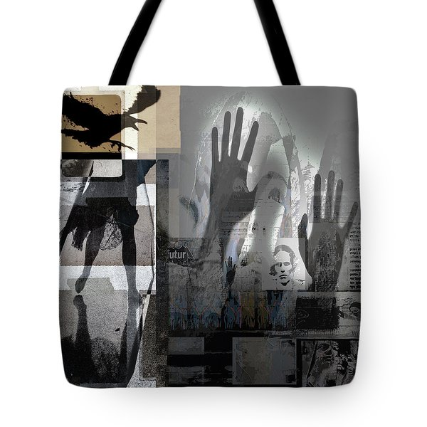 Let Your Memory Be Your Travel Bag Tote Bag by Danica Radman