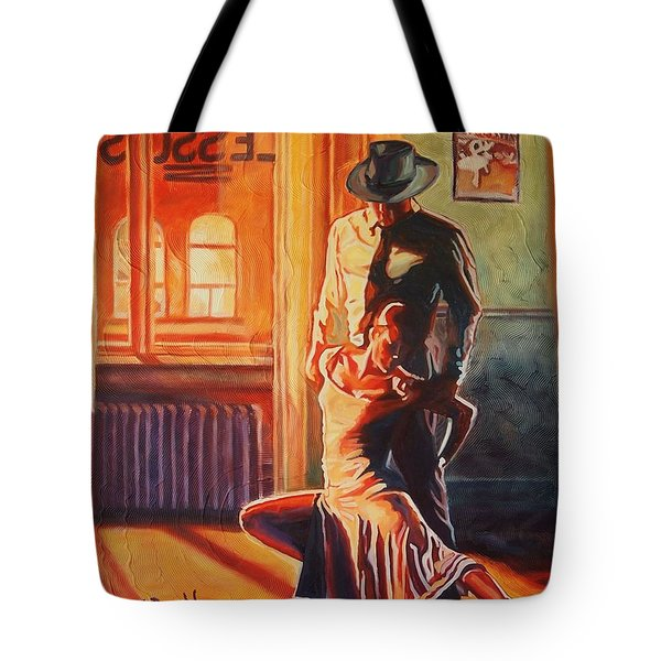 Let Your Mind Go And Your Body Will Follow Tote Bag