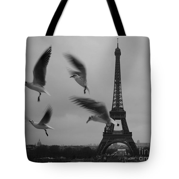 Let Your Spirit Fly  Tote Bag by Danica Radman