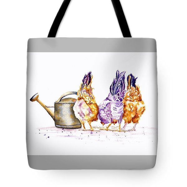 Let's Do Lunch Tote Bag