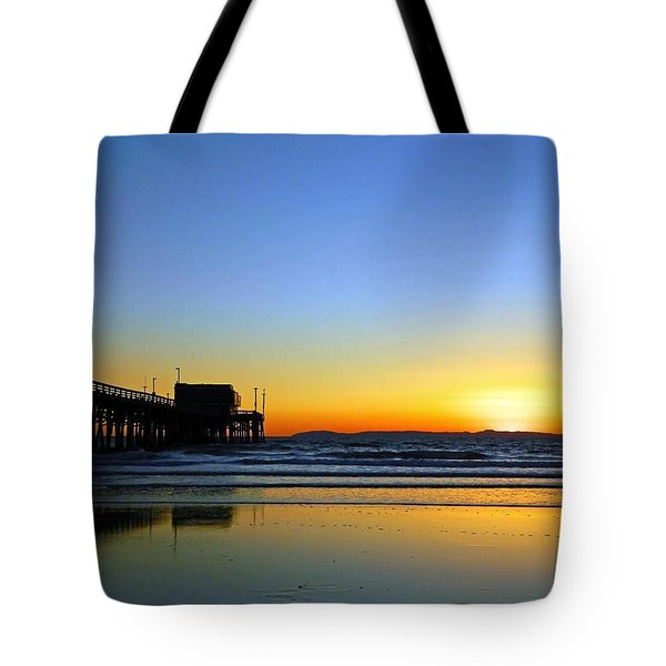 Lets Enjoy Tote Bag