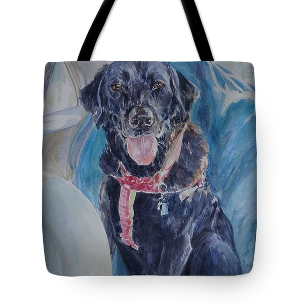 Let's Go For A Ride Tote Bag