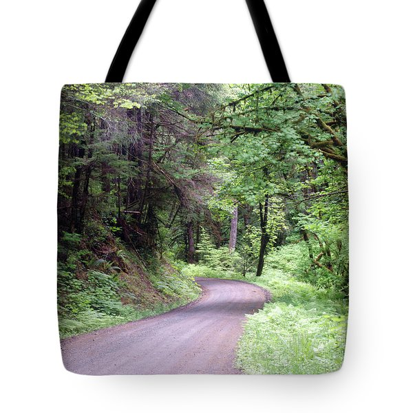 Tote Bag featuring the photograph Let's Go For A Walk by Ben Upham III