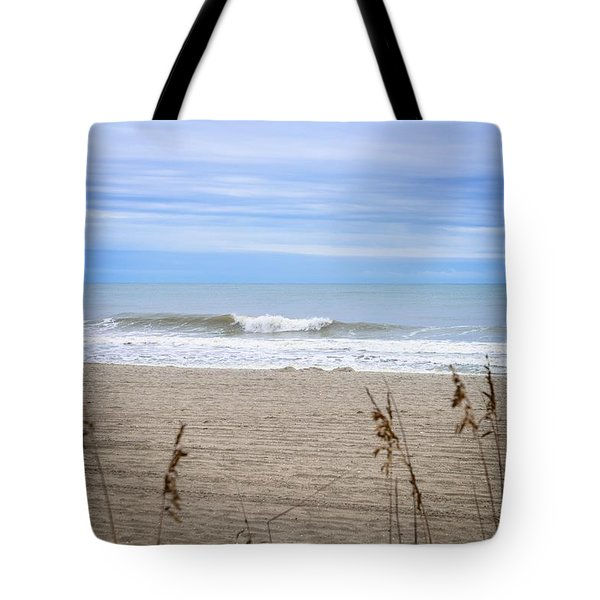 Tote Bag featuring the photograph Let's Go To The Beach by Mary Timman
