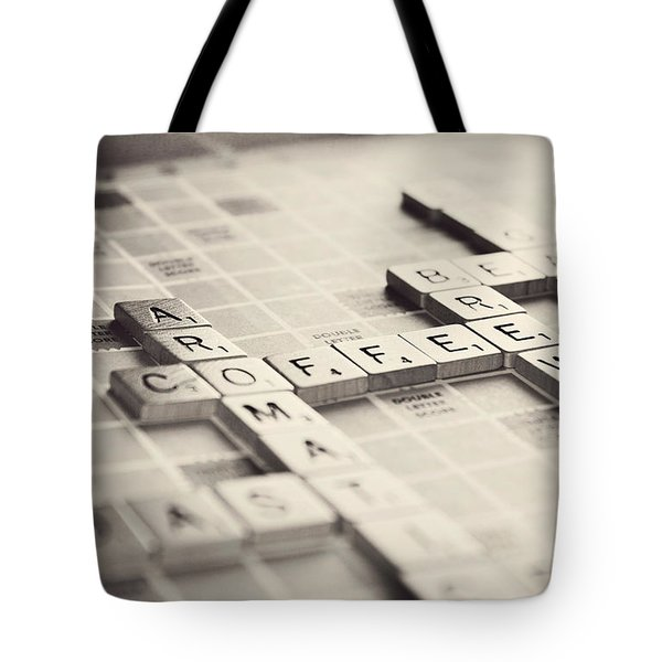 Let's Play A Game Tote Bag