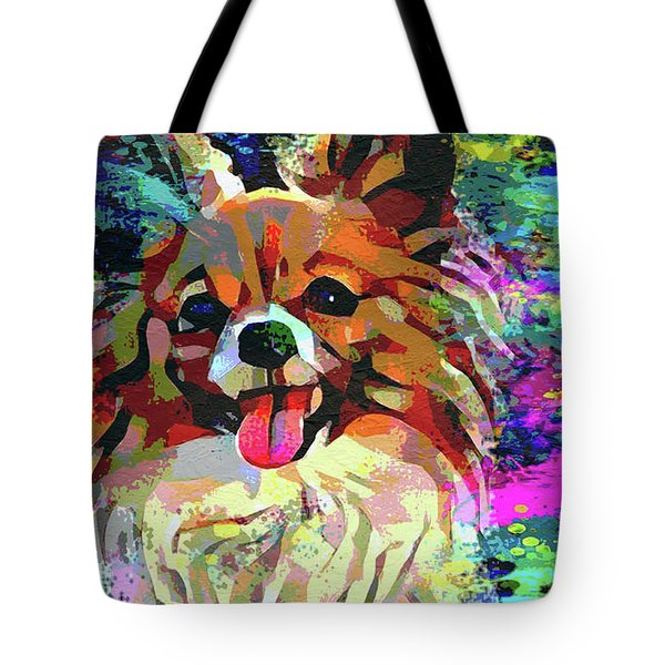 Let's Play Tote Bag by Jon Neidert