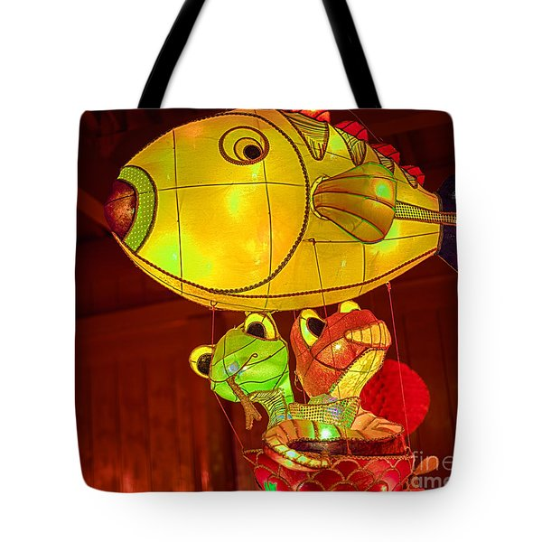 Lets Take A Ride Tote Bag