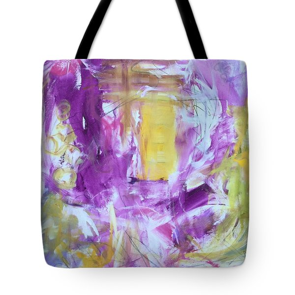 Letter To My Daughter Tote Bag