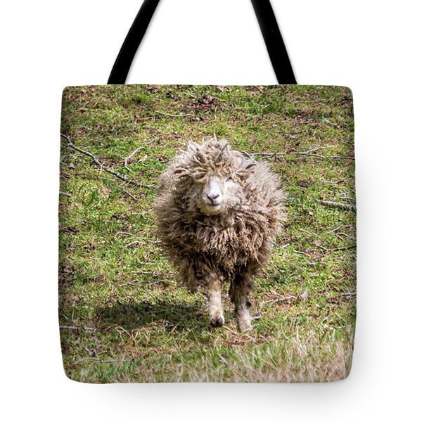 Lettie The Leicester Longwool Tote Bag