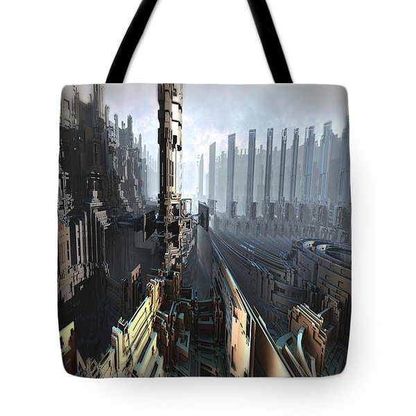 Level 3 Fuel Processing Tote Bag