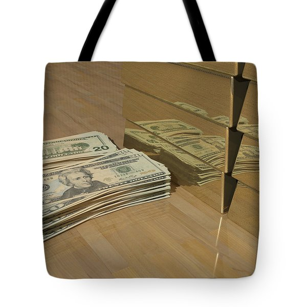 Level One Money Manifestation  Tote Bag