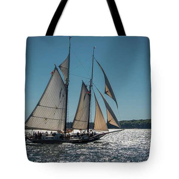 Lewis R. French Tote Bag by Fred LeBlanc