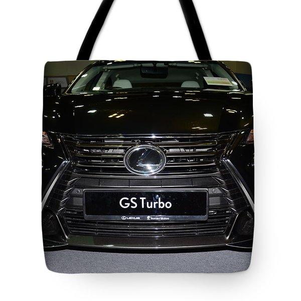 Lexus Gs Turbo Tote Bag