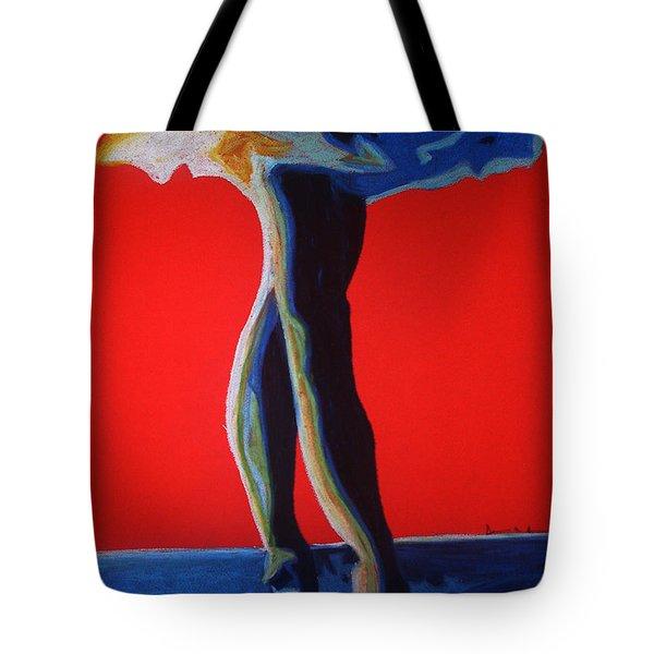 Leyla Tote Bag by Dorneisha Batson