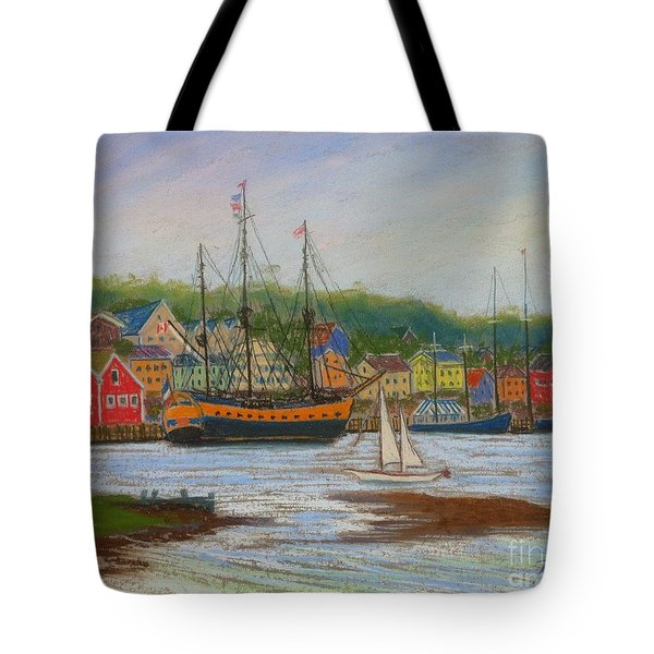 L'hermione Tote Bag by Rae  Smith