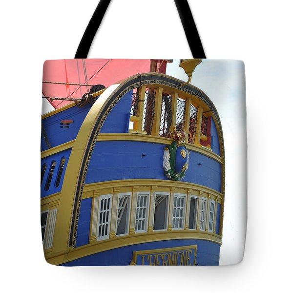 L'hermione Stern Tote Bag