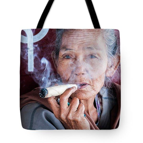 Liberated. Tote Bag