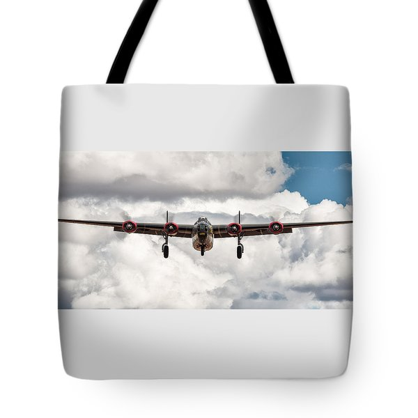 Liberating Experience Tote Bag