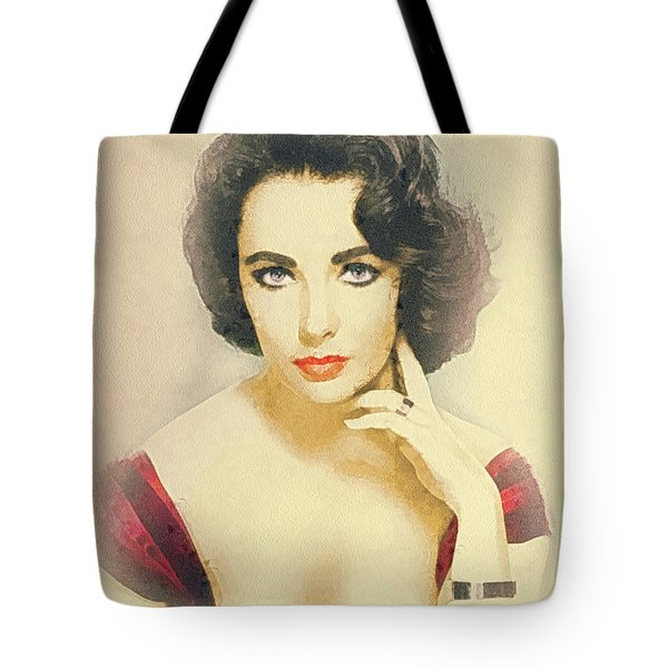 Liberian Girl Tote Bag by Mo T