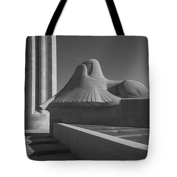 Liberty Memorial Kansas City Missouri Tote Bag